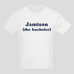 Jamison the bachelor Kids Light T-Shirt