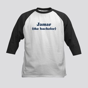 Jamar the bachelor Kids Baseball Jersey