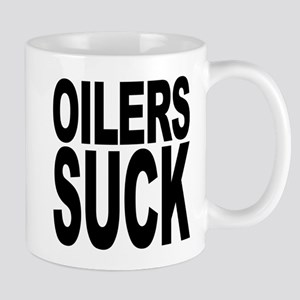 Oilers Suck Mug
