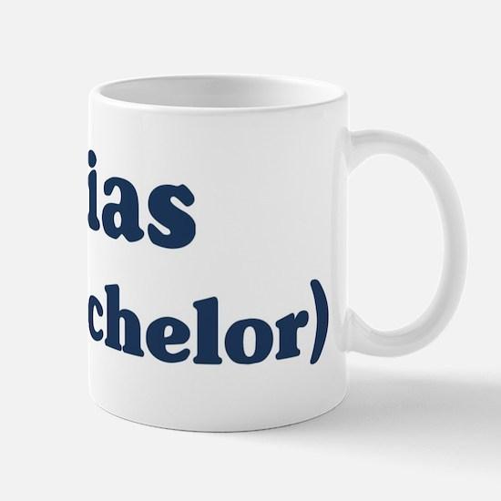 Isaias the bachelor Mug