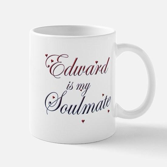 Edward is my soulmate Mug