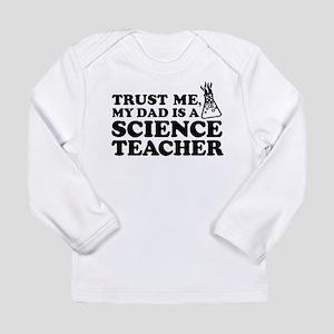 trustmedadsciencet Long Sleeve T-Shirt