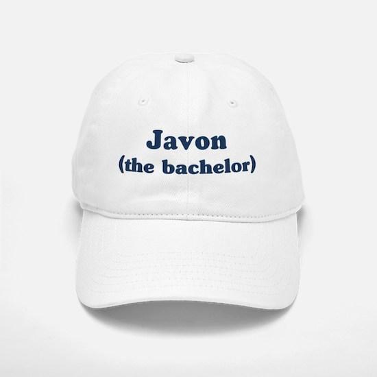 Javon the bachelor Baseball Baseball Cap