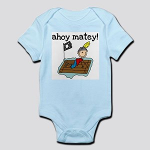I'm a Pirate Infant Bodysuit