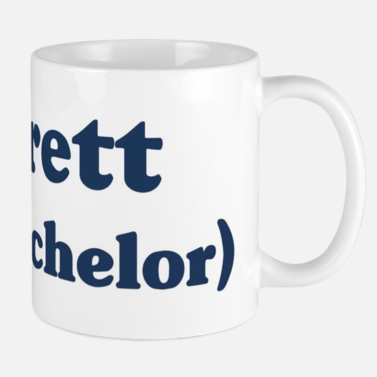 Jarrett the bachelor Mug