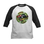 USS GREENFISH Kids Baseball Jersey