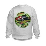 USS GREENFISH Kids Sweatshirt