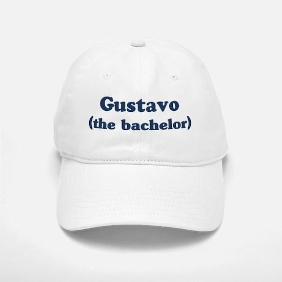 Gustavo the bachelor Baseball Baseball Cap