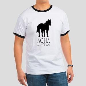 AQHA All The Way Ringer T
