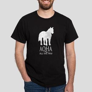 AQHA All The Way Dark T-Shirt