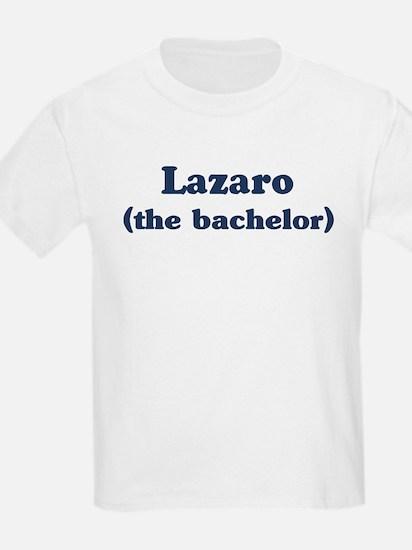 Lazaro the bachelor T-Shirt