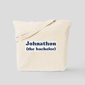 Johnathon the bachelor Tote Bag