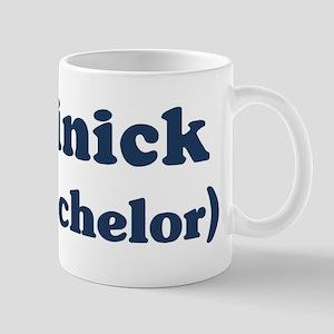 Dominick the bachelor Mug
