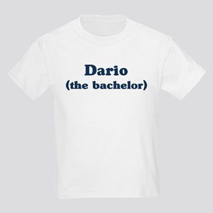Dario the bachelor Kids Light T-Shirt