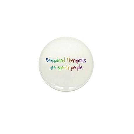 Behavioral Therapist Are Special People Mini Butto