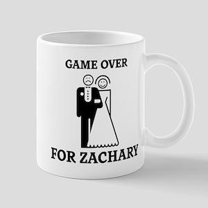 Game over for Zachary Mug