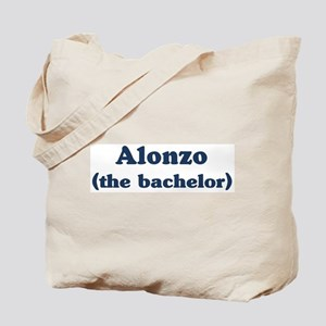 Alonzo the bachelor Tote Bag