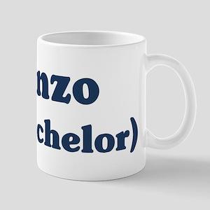 Alonzo the bachelor Mug