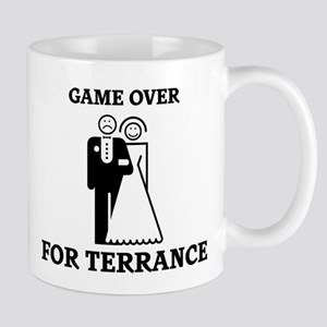 Game over for Terrance Mug