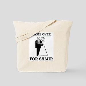 Game over for Samir Tote Bag