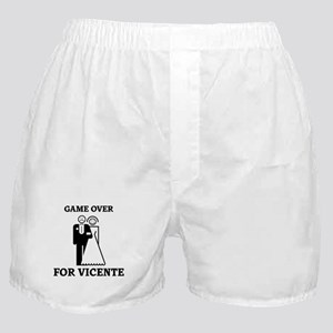 Game over for Vicente Boxer Shorts