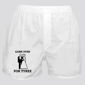 Game over for Tyree Boxer Shorts
