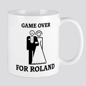 Game over for Roland Mug