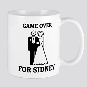 Game over for Sidney Mug