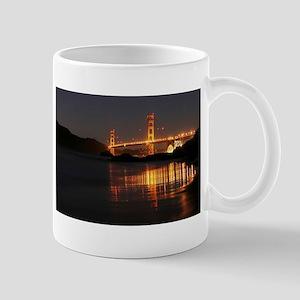 Golden Gate from Barker Beach Mug