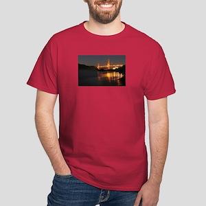 Golden Gate from Barker Beach Dark T-Shirt