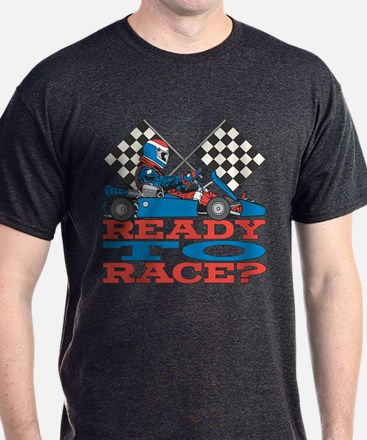 Ready to Race Go Kart T-Shirt
