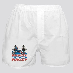 Ready to Race Go Kart Boxer Shorts