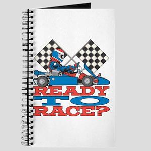 Ready to Race Go Kart Journal