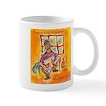 Who's Les` Blah? coffee mug