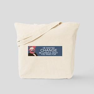 Marx Change Tote Bag