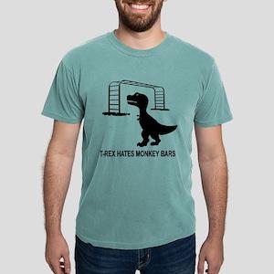 T-Rex Hates Monkey Bars-1 T-Shirt