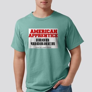 AMERICAN APPRENTICE - IRON WORKER - LOVE A T-Shirt