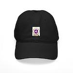 FRANCOIS Family Crest Black Cap