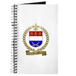 GRENON Family Crest Journal