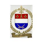 GRENON Family Crest Rectangle Magnet