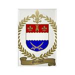 GRENON Family Crest Rectangle Magnet (10 pack)