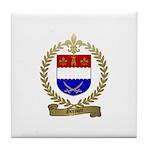 GRENON Family Crest Tile Coaster