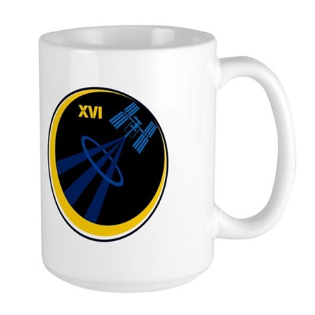 Expedition 16 Large Mug Mugs