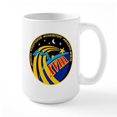 Expedition 18 Large Mug