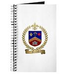 GRONDIN Family Crest Journal