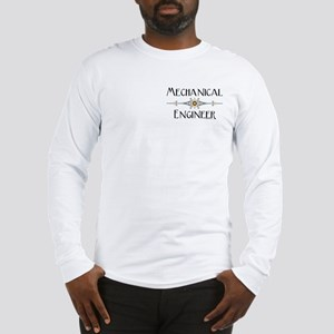 Mechanical Engineer Line Long Sleeve T-Shirt