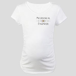 Mechanical Engineer Line Maternity T-Shirt