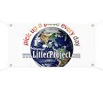 Litter Project Banner