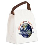 Litter Project Canvas Lunch Bag