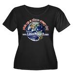Litter Project Plus Size T-Shirt